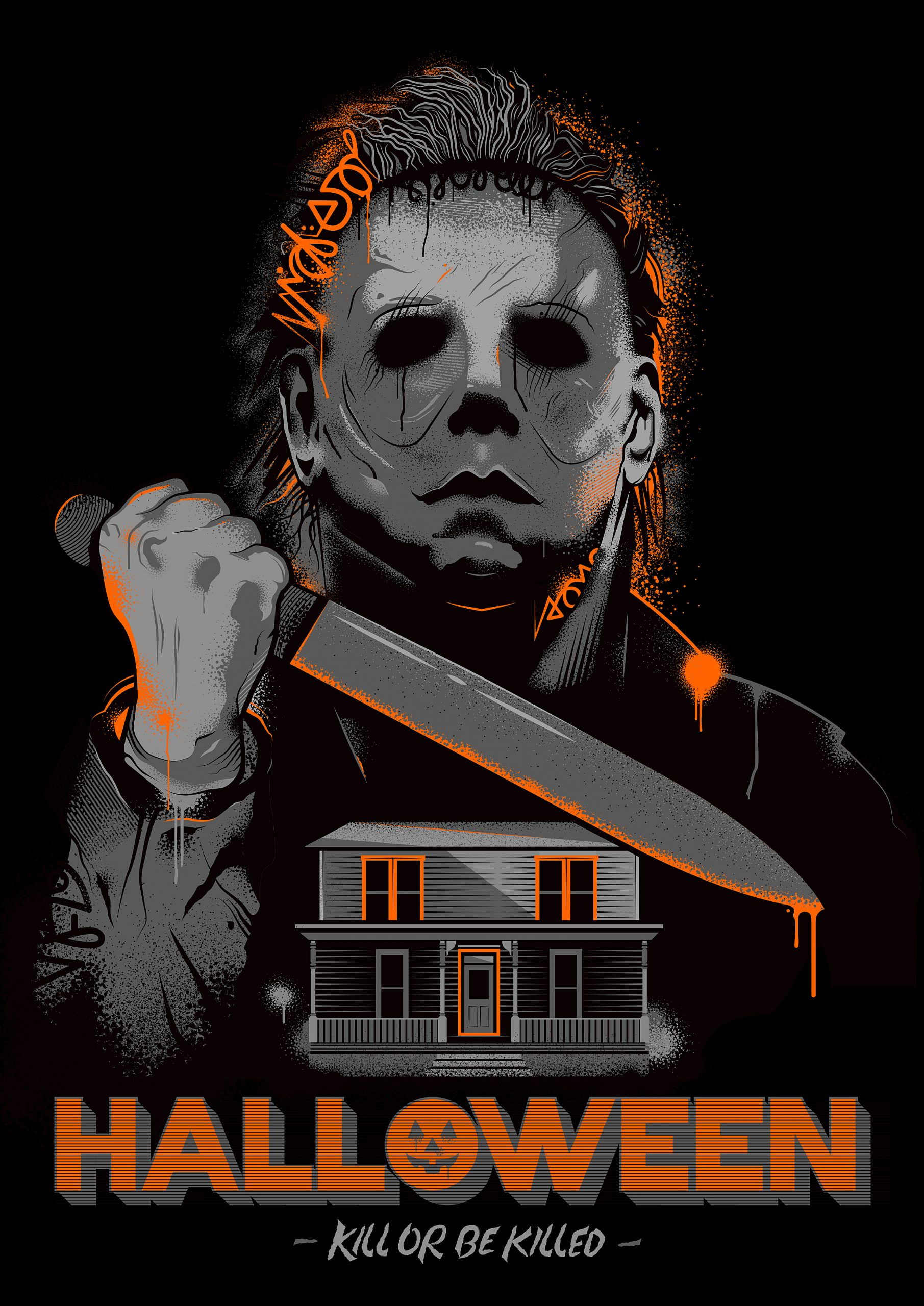 Halloween Alternative movie poster