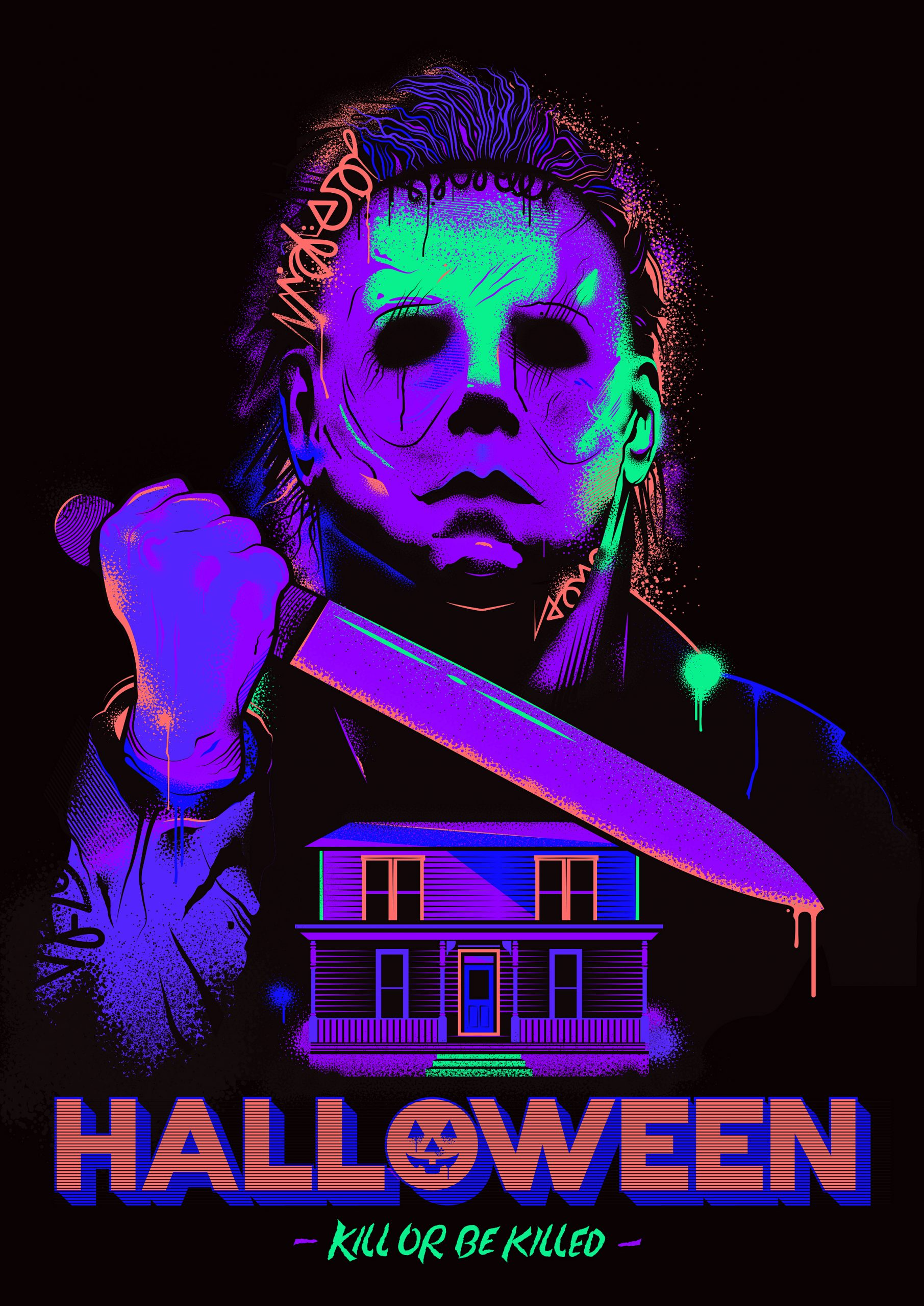 Halloween Alternative movie poster 3