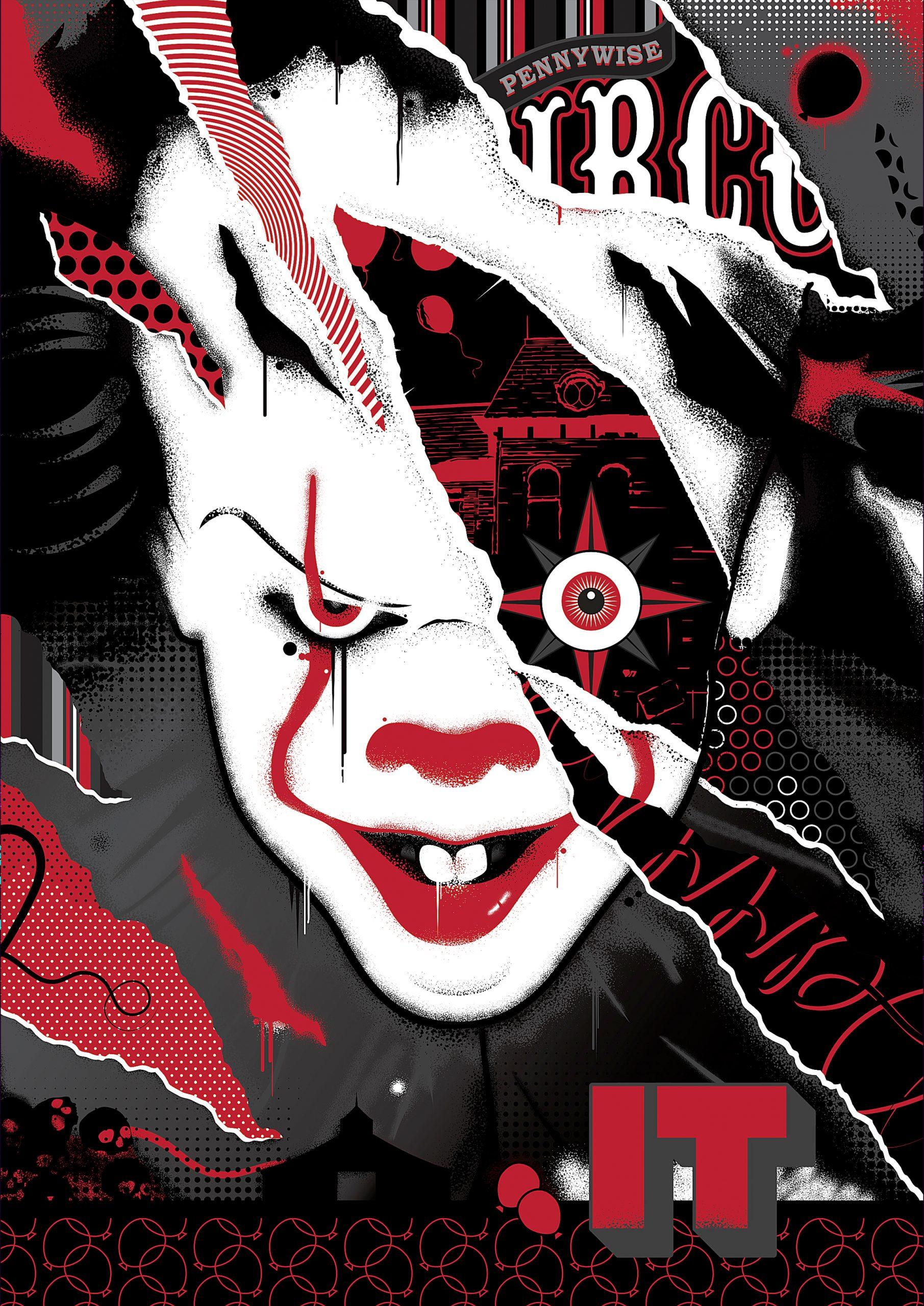 It: Alternative movie poster