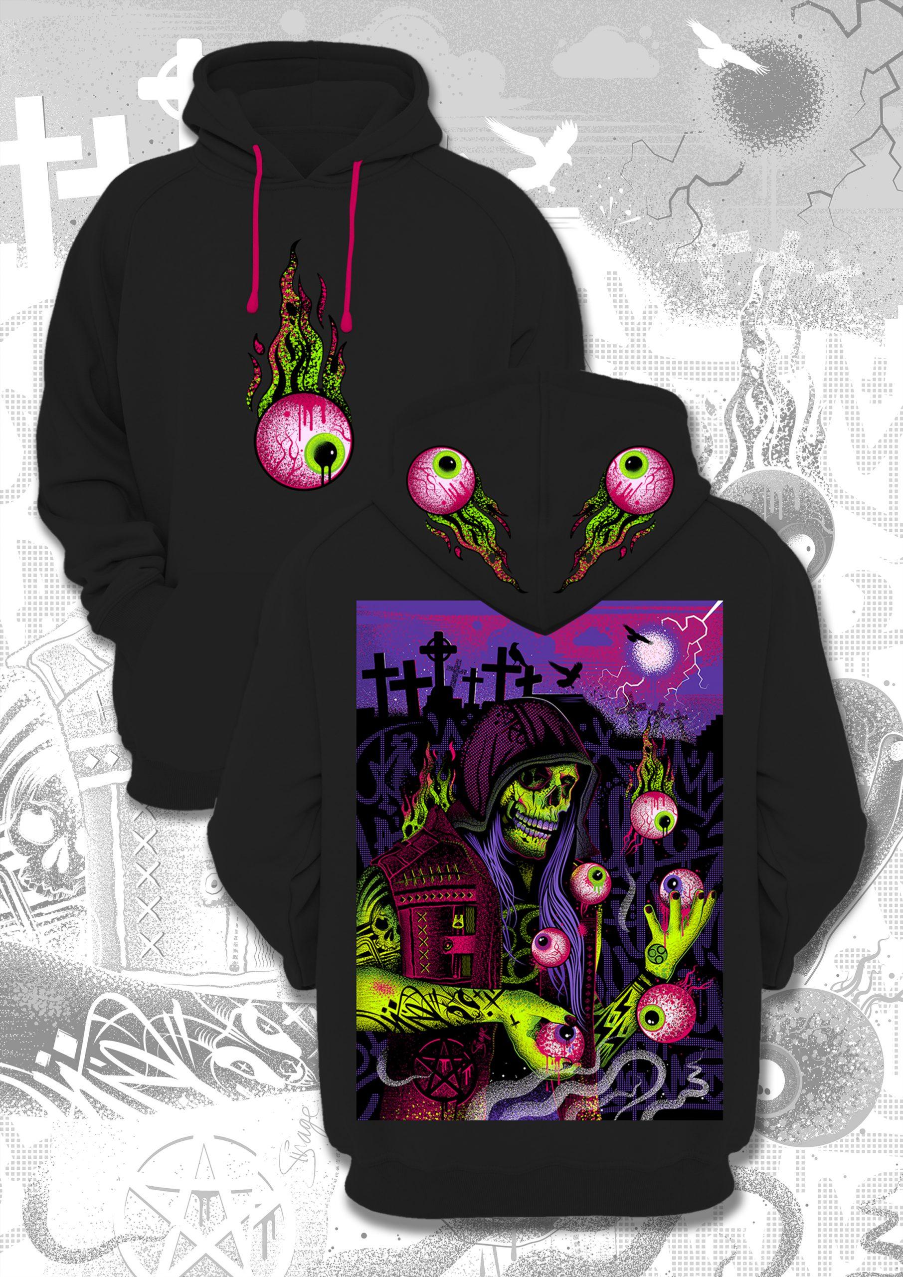 Neon Illustrator 2