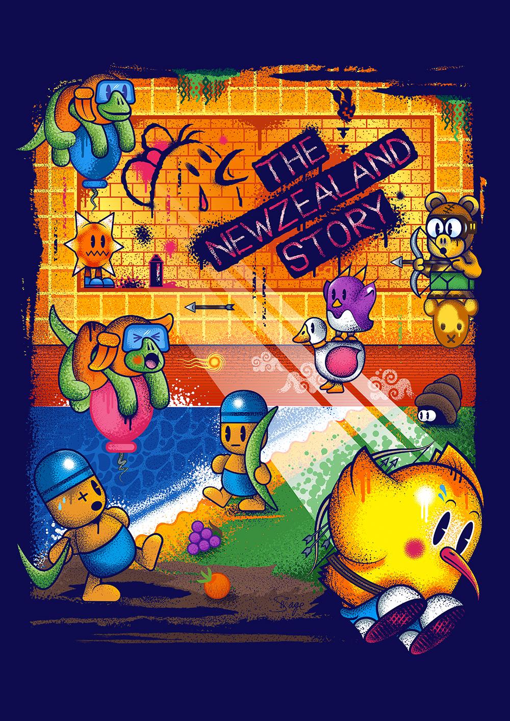 retro game art 1